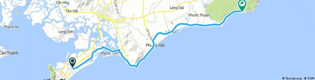 Vũng Tàu - Hồ Cóc