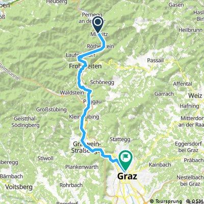 Radtour, 09.05.2017