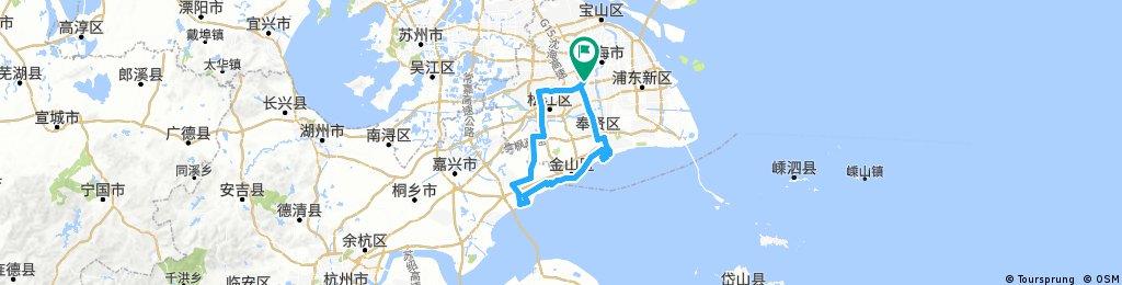 South-West Shanghai