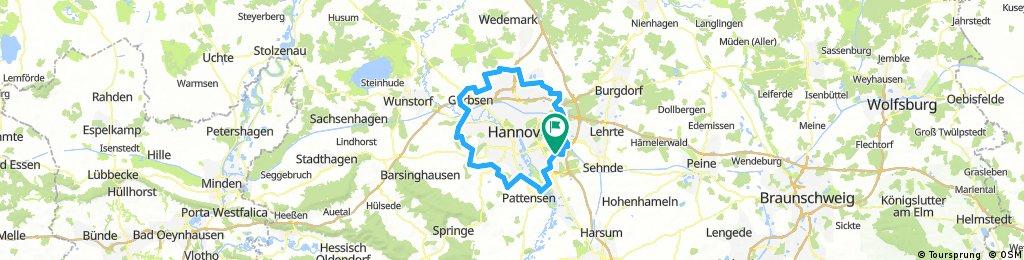 Hannover - Runde