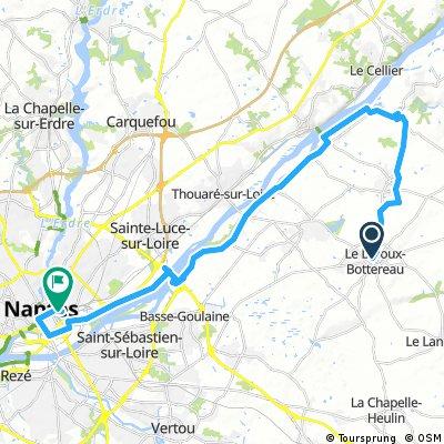 SNCF Etape 7 Gare Nantes