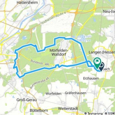 Fahrrad Tour 2017 B&K am 07.05.2017