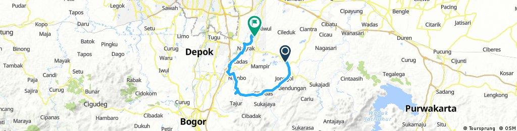 Jayamahe KoWis - Gunung Karang