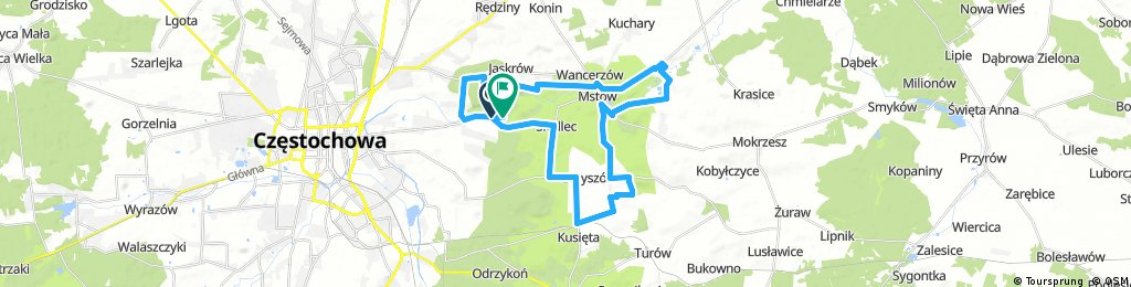 Velo Częstochowa - 1 runda