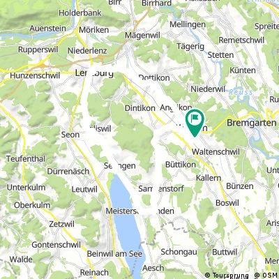 Wohlen-Lenzburg-Wohlen