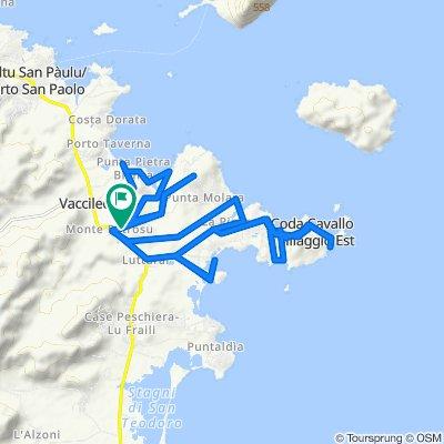 Un Salto in Sardegna: 01. Giro delle Piscine