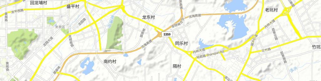 Brief ride through Shenzhen