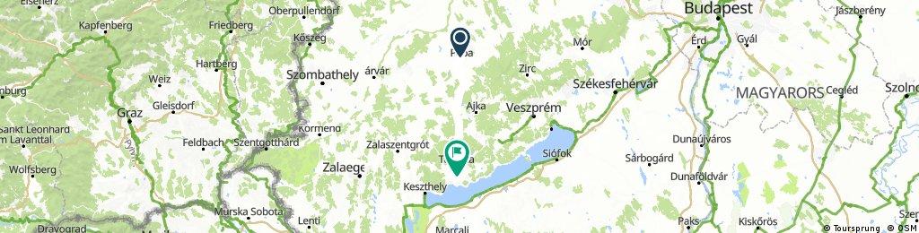 2017.05.14 Hungary   Pápa to Balaton