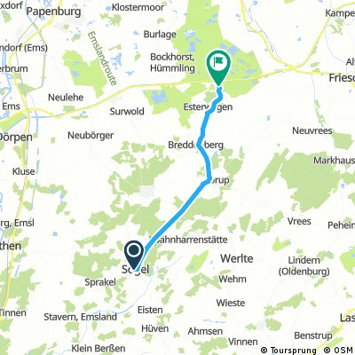 ClemenswertherHof nach Esterwegen