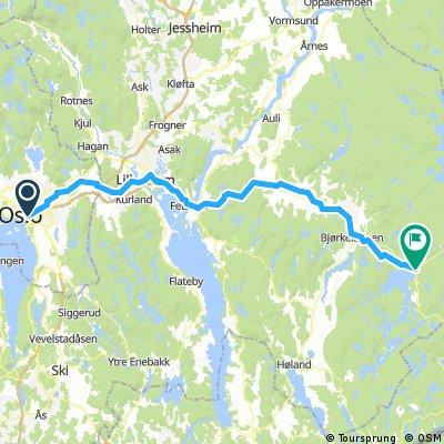 Oslo - Stockholm - Day 1