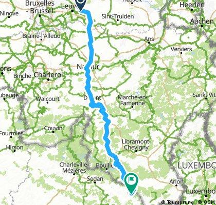D1 Pberg-Villers dvt Orval