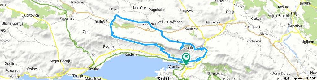 Tour Kozjak