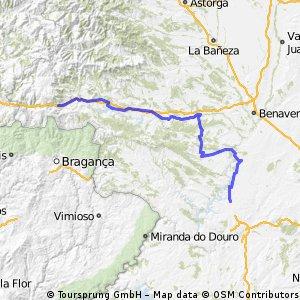 Via de la Plata 6 Montamarta-Requejo