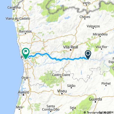25. Stage: Sao Joao da Pesqueira - Porto