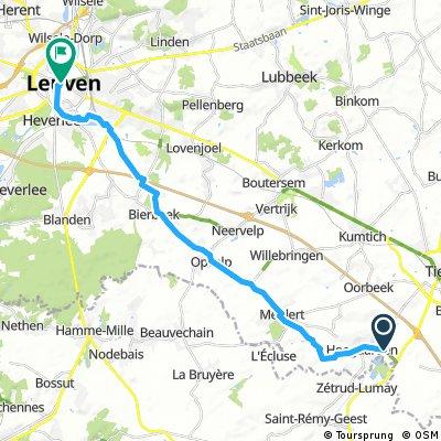 Hoogaarden - Leuven