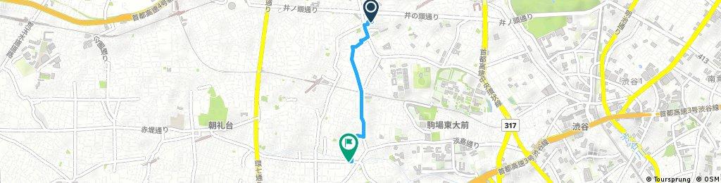 To Seseragi Park