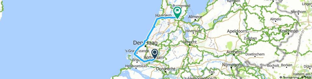 Rotterdam – Den Haag – Amsterdam