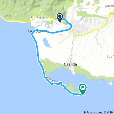 Track 7 Trinidad-Playa de Ancón