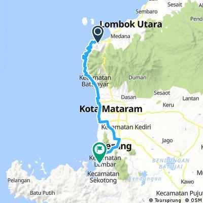 JBL 16b Teluk Nara - Lembar-Ferry