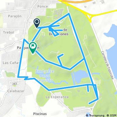 Track 6 Parque Lenin