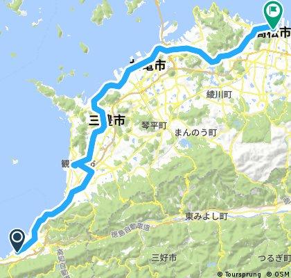 小摺瀨戶內跳島東遊記~Day 5