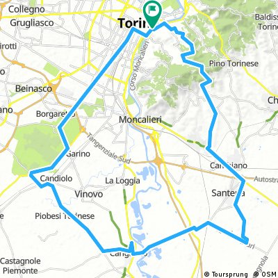 Giro di Val San Martino Superiore