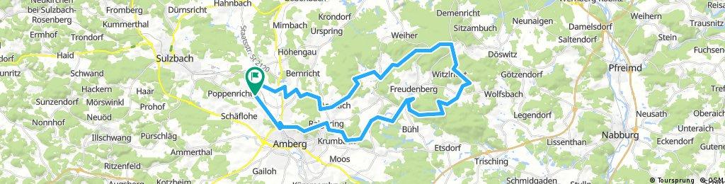 Buchberg-Johannisberg-Runde
