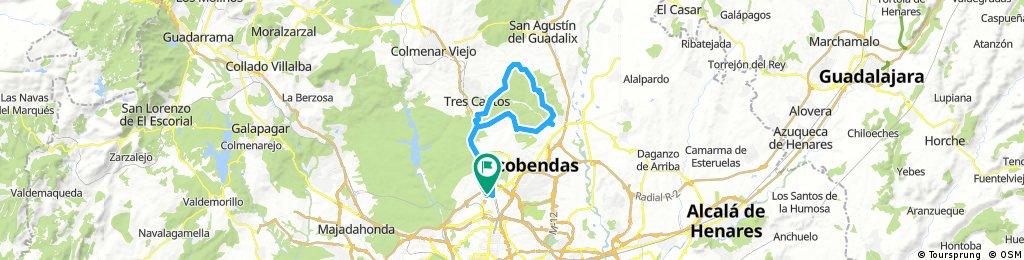 Montecarmelo - Soto de Viñuelas
