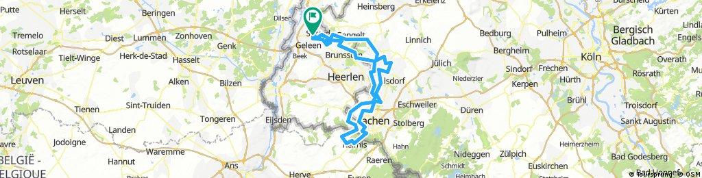 Hammer Tour - 150 km