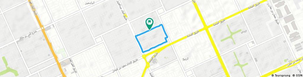 Quick bike tour through Riyadh