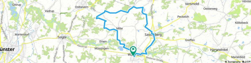Warendorf Klosterroute mit fÜCHDORF