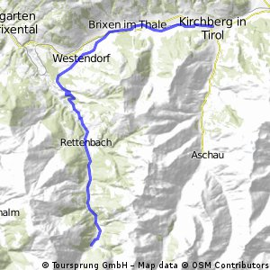 Windautal Tour