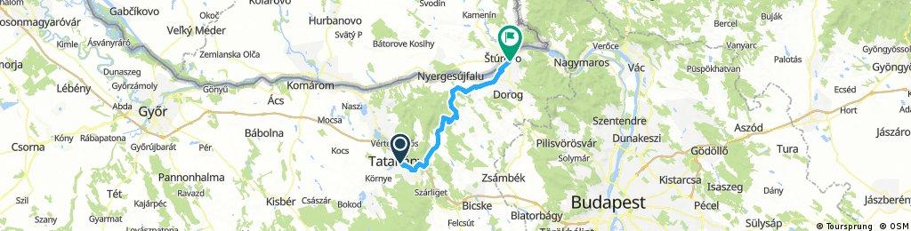 Tatabánya-Esztergom
