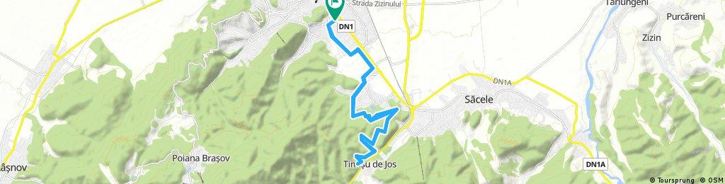 bike tour zoo Brașov
