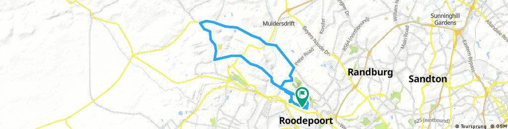 Sterkfontein 50km