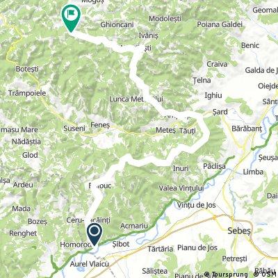 Apuseni Sud 1 Geoagiu Valea Negrilesei