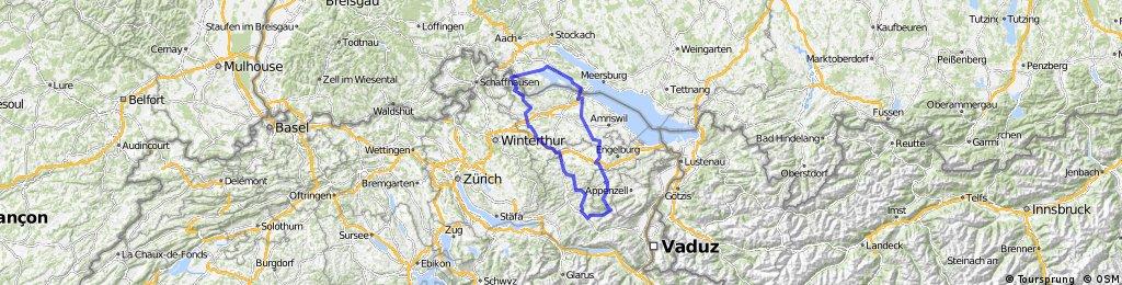 Bodensee Säntis