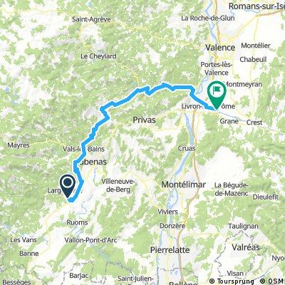 Ardèche jour 4