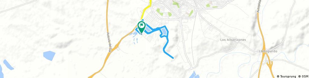 Brief ride through Jerez de la Frontera 2
