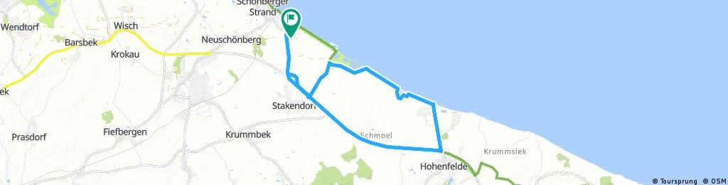 Radrennen Hohenfelde