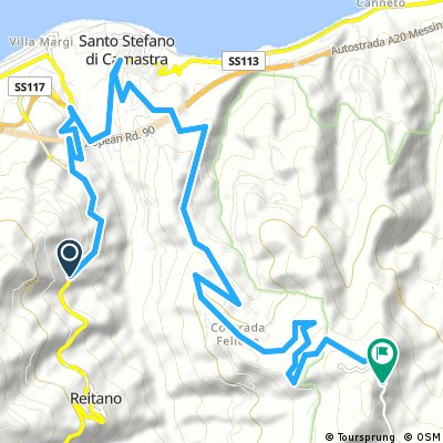 Tour Of Sicily - Stage 3