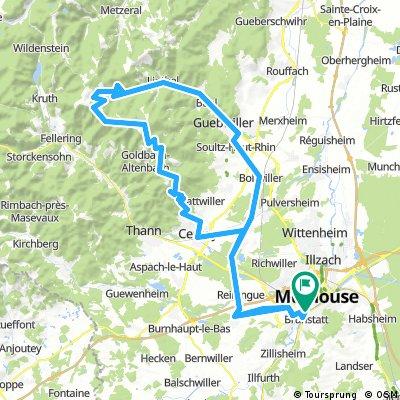 Route de Grand Ballon