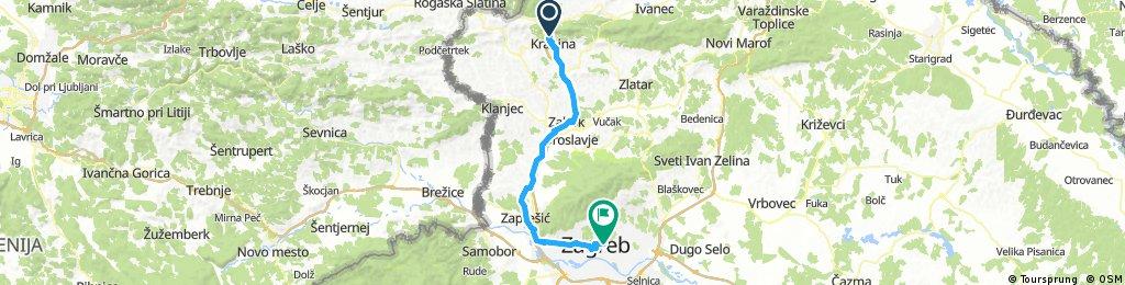2017.05.19 Croatia | Krapina to Zagreb