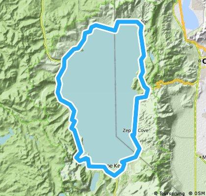Lake Tahoe Loop