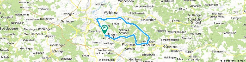 Ride Schurwald