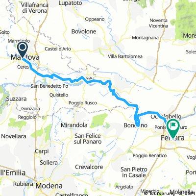 07-10 Mantua - Ferrara