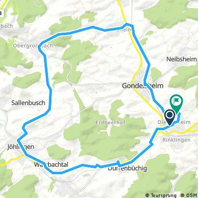 Heidelsheim,Obergrombach,Jöhlingen