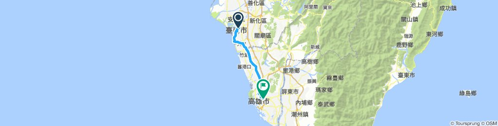 20170706 Taiwan Cycling Day 5