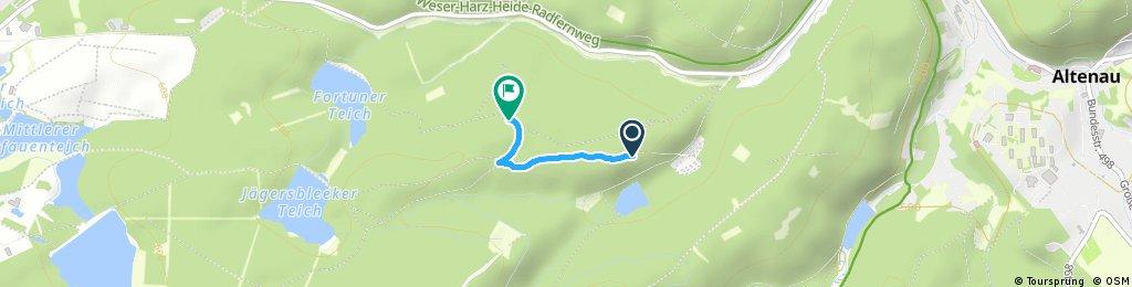 Short bike tour through Harz
