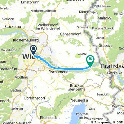 Wien - Stopfenreuth